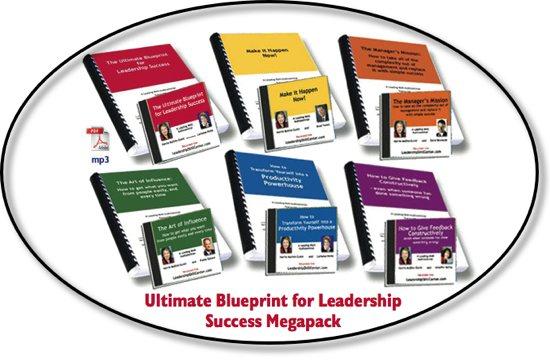 Ultimate Blueprint for Leadership Success MegaPack